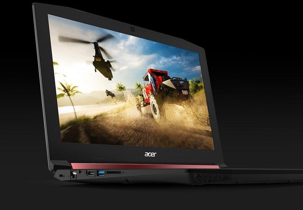 Laptop Acer Nitro 5 Full HD IPS wąska ramka 300 nitów