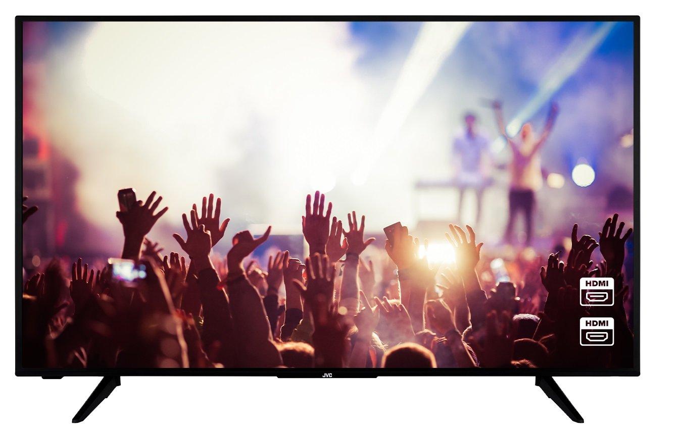 Telewizor JVC VF4000 odtwarzanie multimediów z USB złącze HDMI