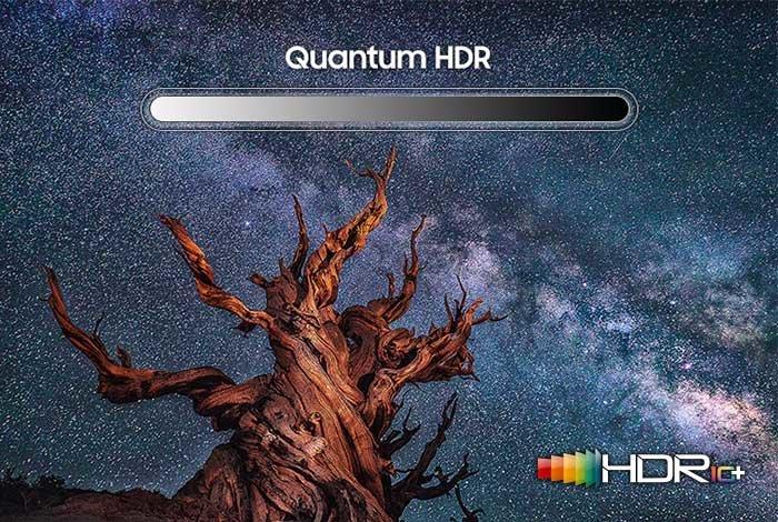 Телевизор SAMSUNG QLED QE75Q90T - Quantum HDR 2000