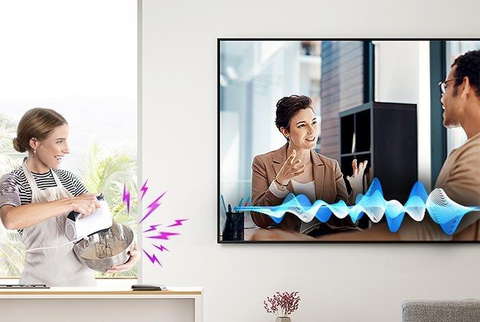 Телевизор SAMSUNG QLED QE75Q90T - AVA