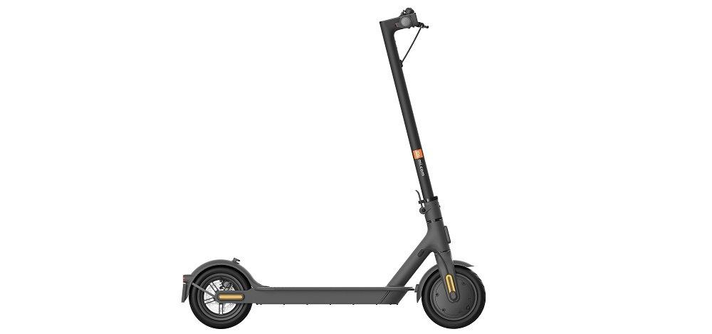 XIAOMI Mi Essential Electric Scooter Black, вид справа