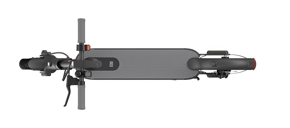 Электрический самокат XIAOMI Mi Essential Black, вид сверху