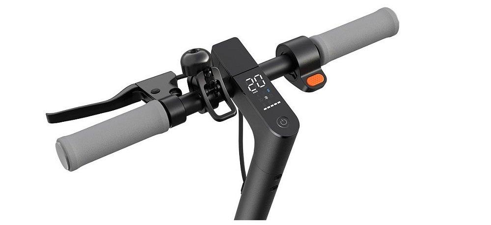 XIAOMI Mi Essential Electric Scooter Черный дисплей