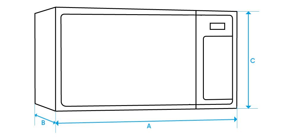 phpTH6zKr микроволновый технический чертеж