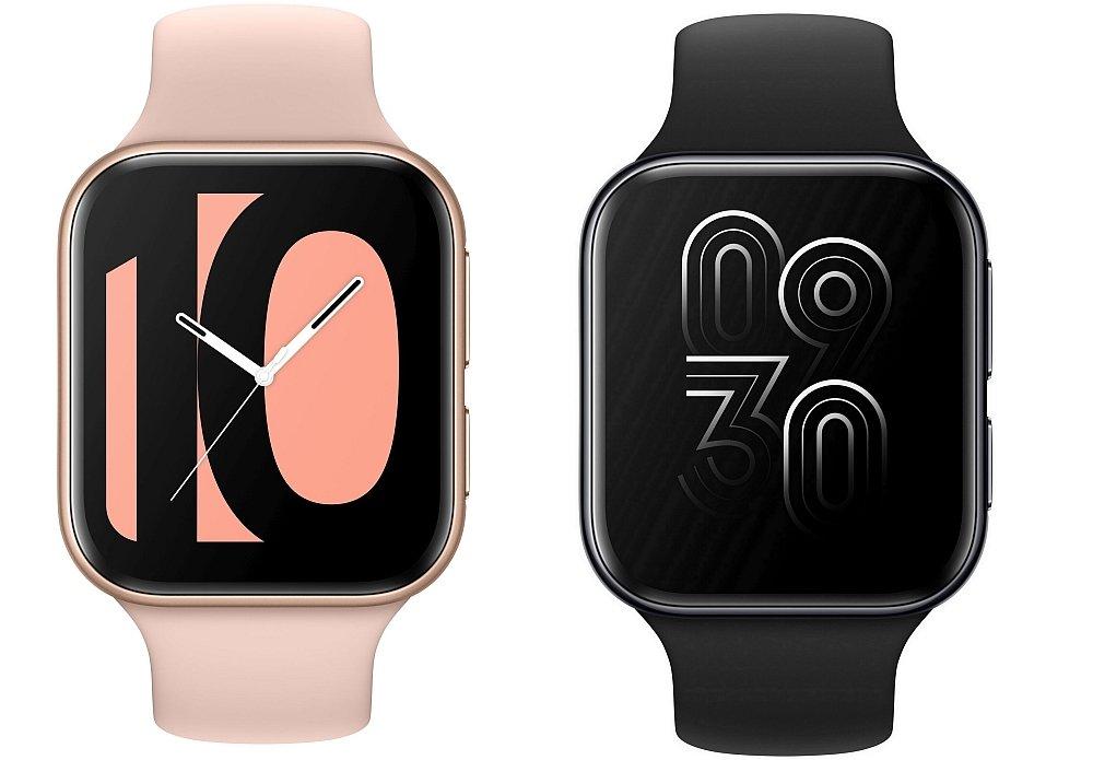 Smartwatch OPPO Watch 41mm opis cechy funkcje specyfikacja dane kolory