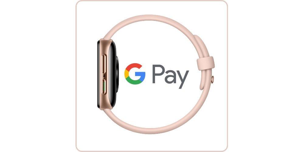 Smartwatch OPPO Watch 41mm system Wear OS aplikacje gps