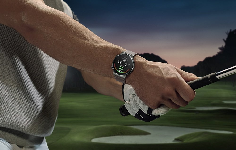 Smartwatch HUAWEI Watch GT 2 Pro trening ćwiczenia program aplikacje sport