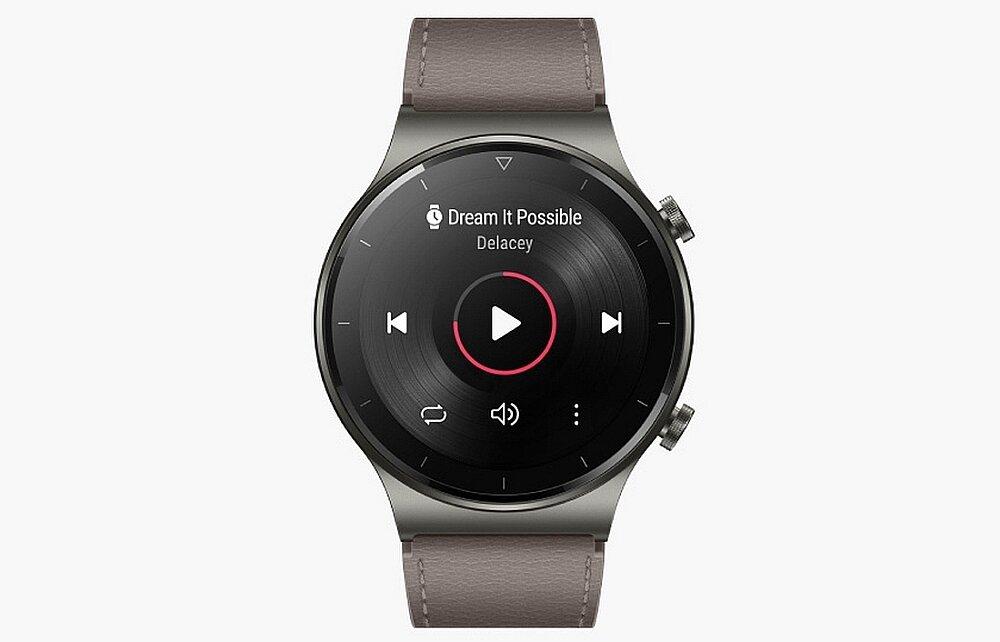 Smartwatch HUAWEI Watch GT 2 Pro muzyka pamięć pojemność pliki