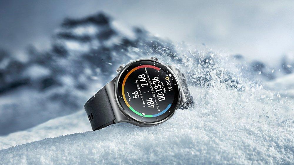 Smartwatch HUAWEI Watch GT 2 Pro bluetooth łączność