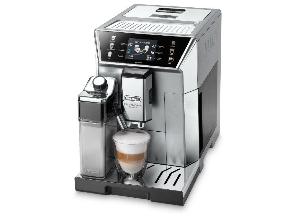 Кофеварка DELONGHI PrimaDonna Class ECAM 550.85.MS pressure