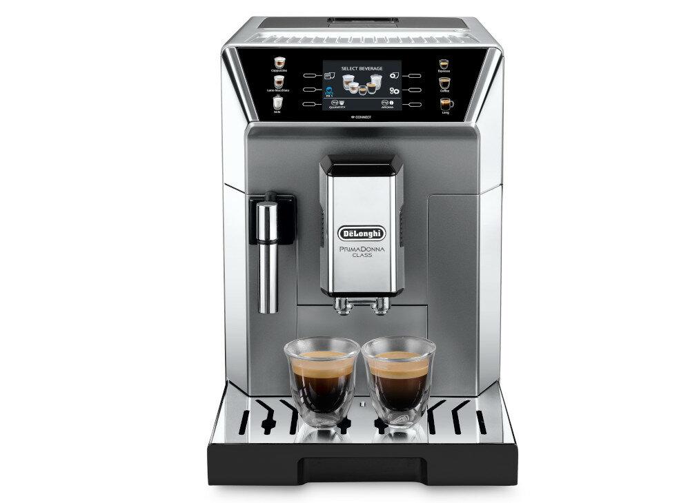 Кофемашина DELONGHI PrimaDonna Class ECAM 550.85.MS, два кофе