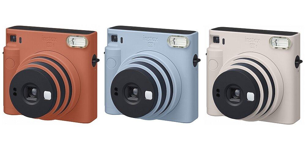 Опис камери FUJIFILM Instax Square SQ1 Характеристики Характеристики Параметри Характеристики