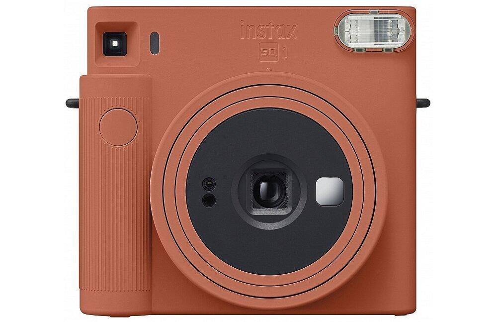 FUJIFILM Instax Square SQ1 камера експозиція яскравість контраст налаштування спалах затвор