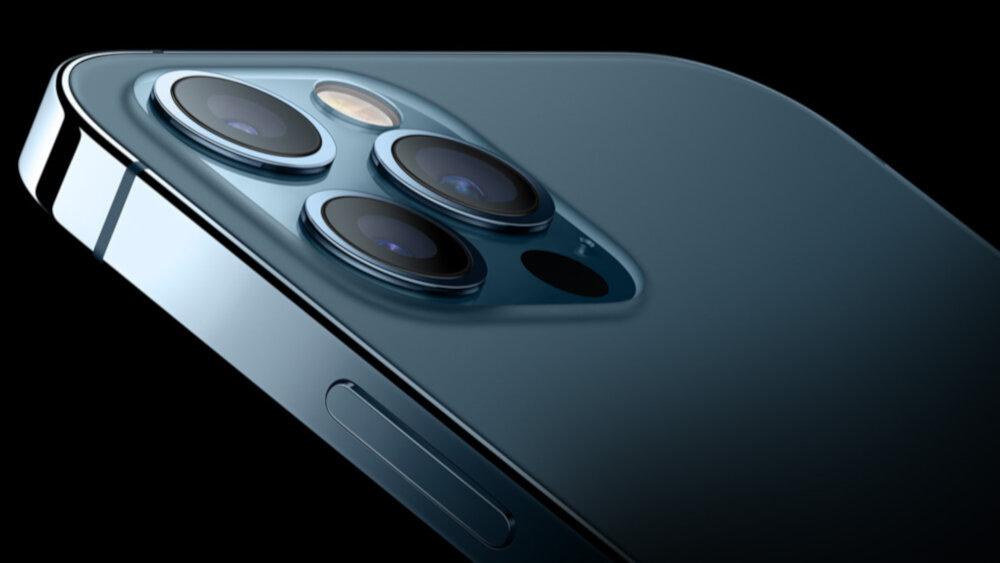 Smartfon APPLE iPhone 12 Pro - aparaty