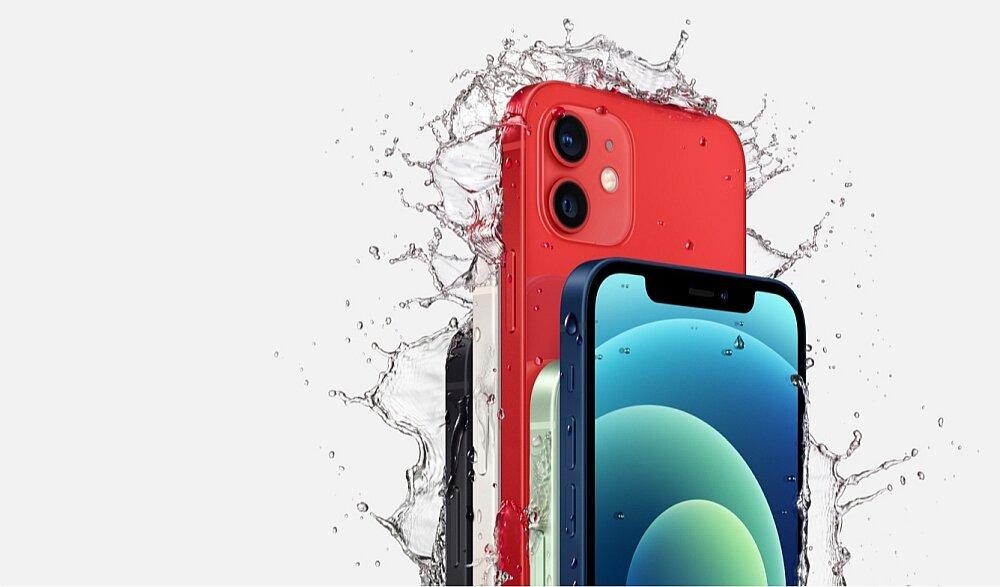 Smartfon Apple Iphone 12 odporny na upadki obudowa ochrona
