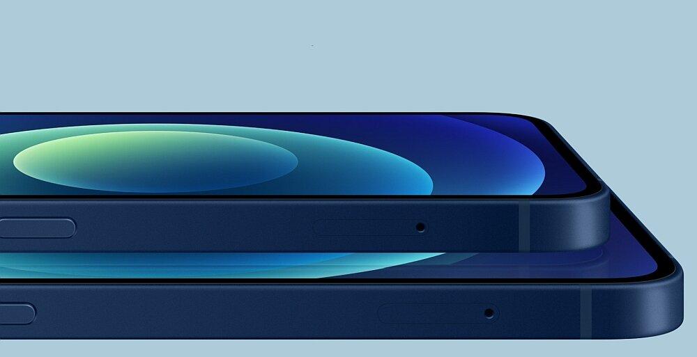 Smartfon Apple Iphone 12 wyświetlacz ekran rozdzielczość retina oled