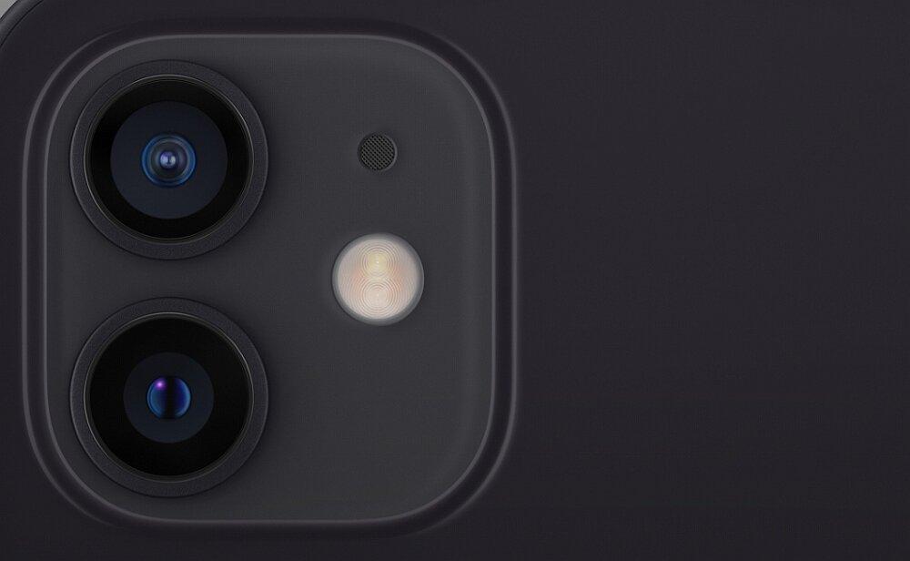 Smartfon Apple Iphone 12 aparat zdjęcia obiektyw szerokokątny szeroki kąt tryb nocny
