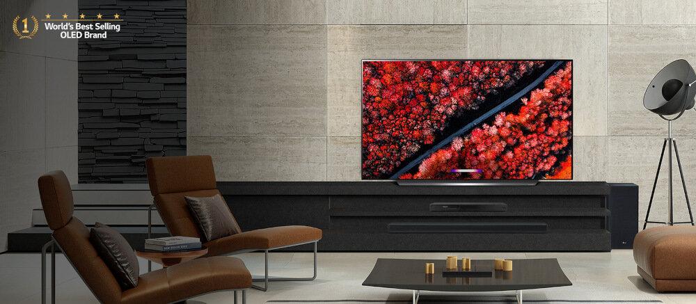 Телевізор LG OLED C11LA - банер