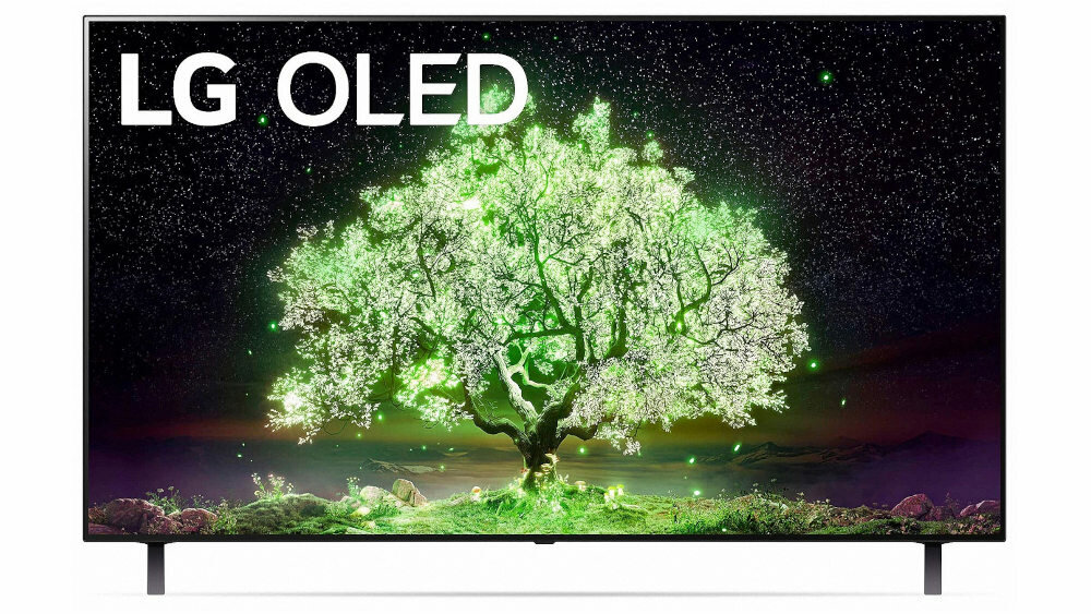 Телевізор LG OLED A13 - загальне