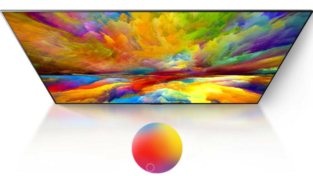Телевізор LG OLED A13 - самосвітні пікселі