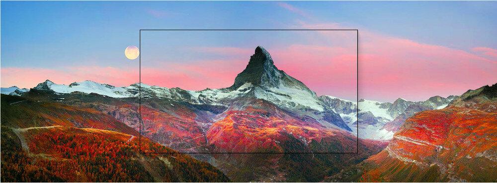 Телевізор LG OLED A13 - широкий вибір кольорів