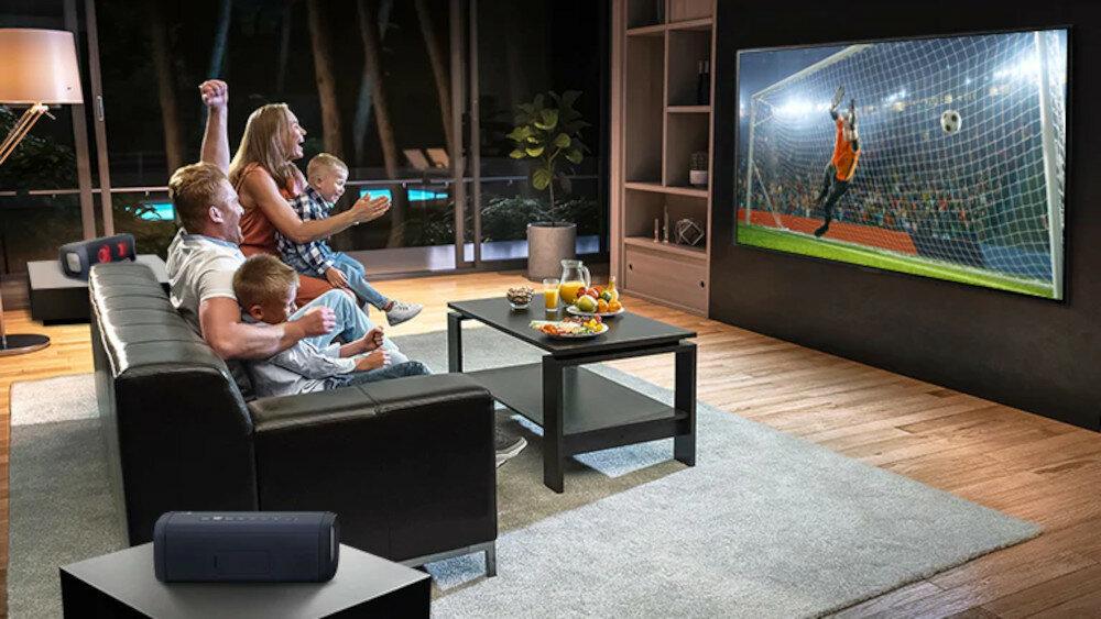 Телевізор LG OLED A13 - спорт
