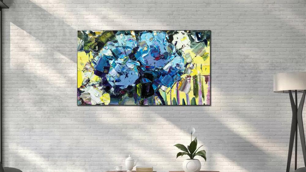 Телевізор LG OLED A13 - дизайн