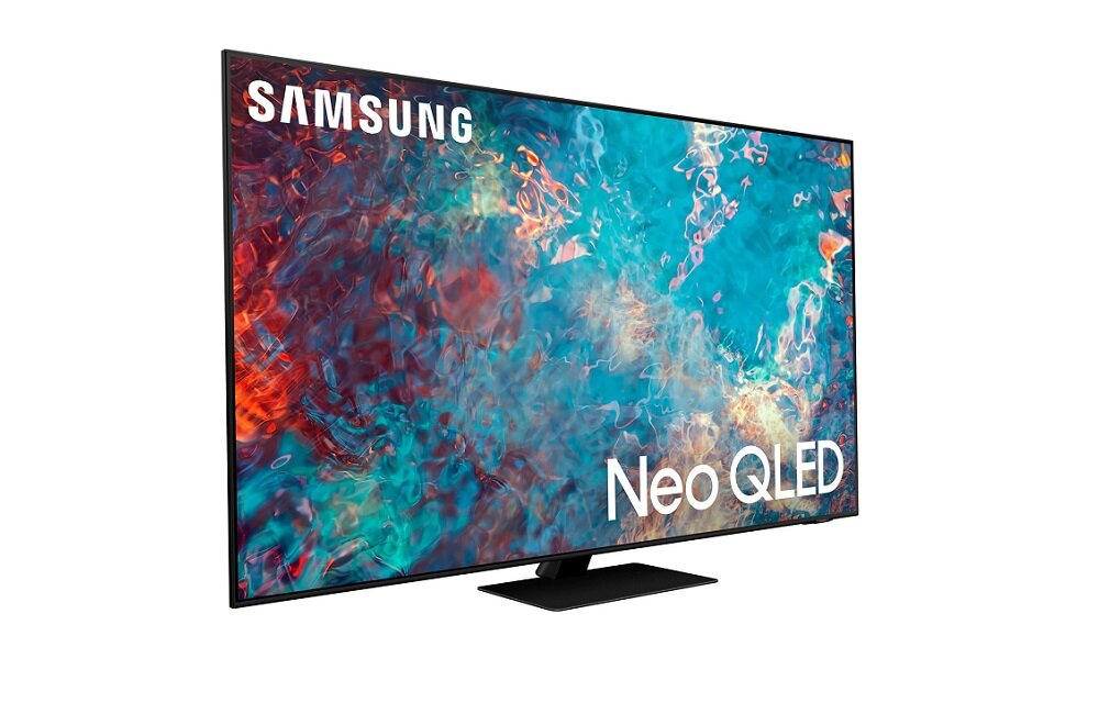 SAMSUNG LED TV QE85QN85A Разрешение 4K нового поколения детализированное изображение естественные цвета