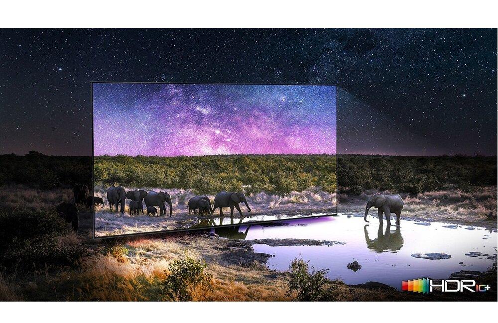 SAMSUNG LED QE85QN85A HDR телевизор