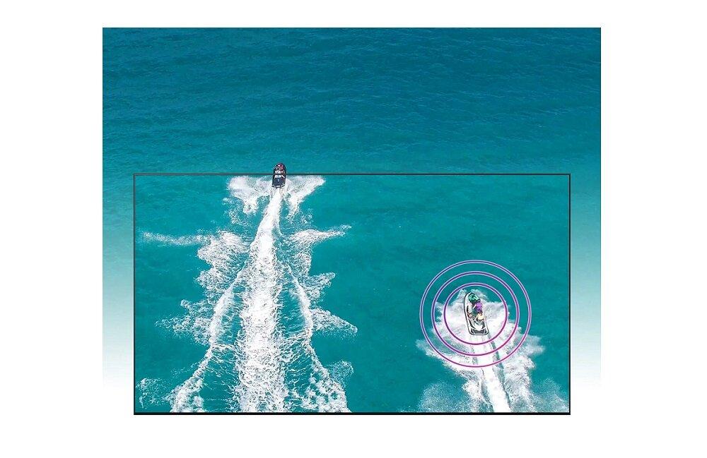 SAMSUNG LED TV QE85QN85A Кинематографическое качество звука