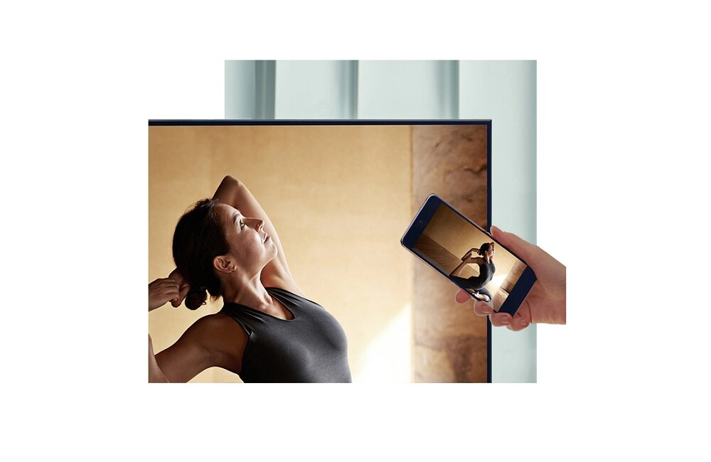 SAMSUNG LED TV QE65QN85A Сенсорный экран и функция дисплея