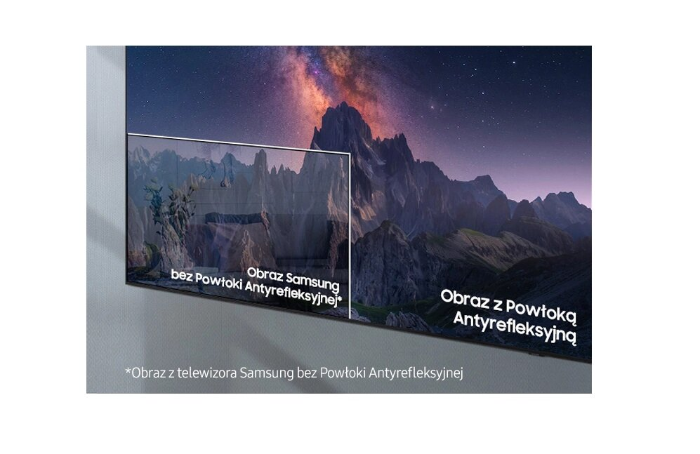 SAMSUNG LED TV QE65QN85A Антибликовое покрытие