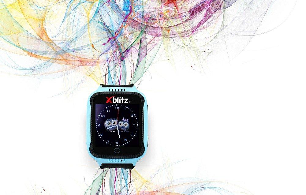 Smartwatch XBLITZ Kids Watch GPS Watch Me aparat