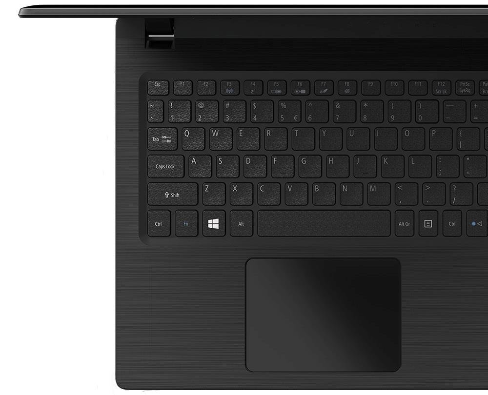 Laptop ACER Aspire 3  - touchpad