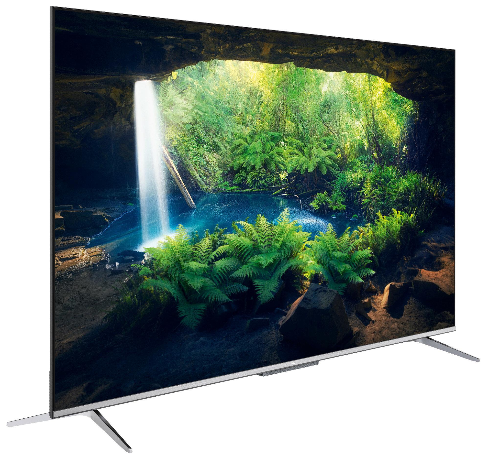 "Telewizor TCL 55P715 55"" LED 4K Android TV"