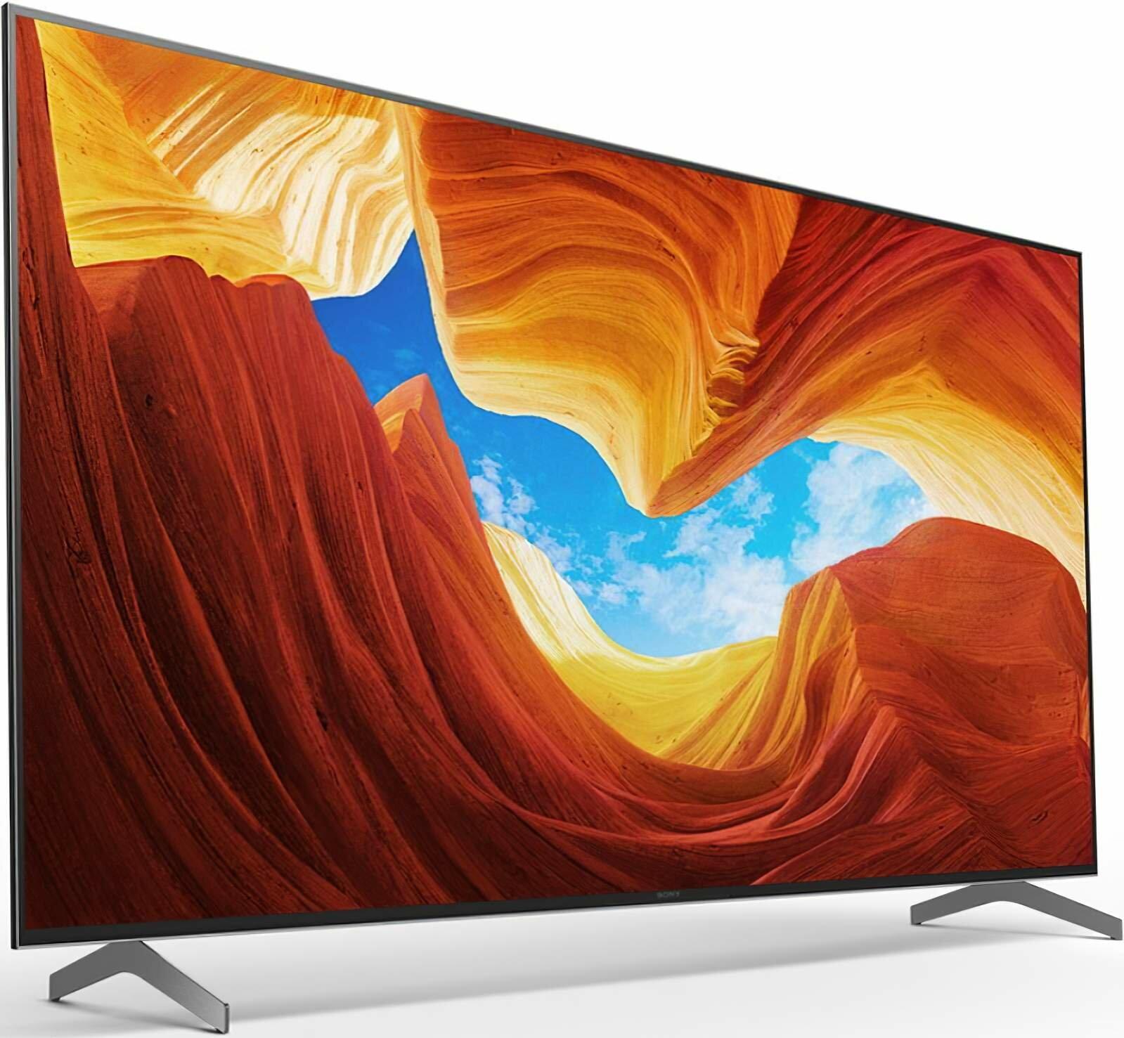 "Telewizor SONY KE85XH9096BAEP 85"" LED 4K 120Hz Android TV HDMI 2.1 Nowość 2021"