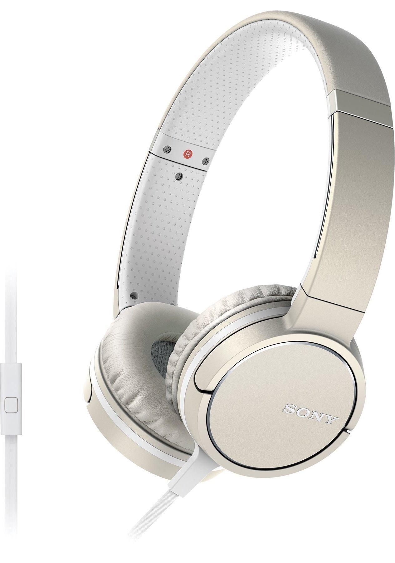 Słuchawki SONY MDRZX660APC.CE7 Szampański