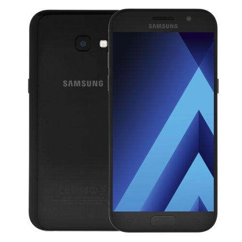 Smartfon SAMSUNG Galaxy A5 2017 SM A520F Black Sky
